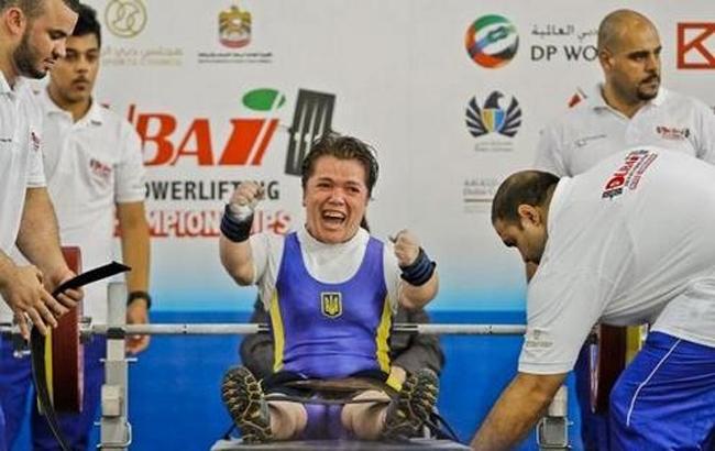 Фото: Лидия Соловьева - пауэрлифтинг (sport.ua)