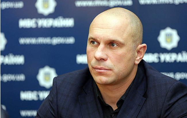 Київські патрульні оштрафували скандального Ківу