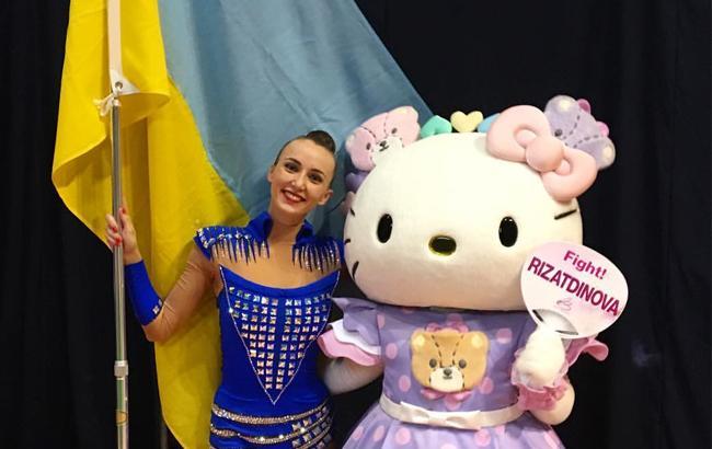 """Ризатдинова завоевала """"серебро"""" на турнире в Японии"""