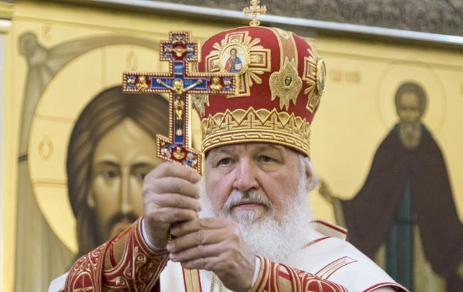 Фото: Патриарх Кирилл (vistanews.ru0