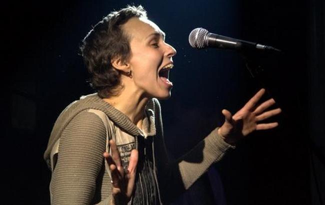 Фото: Російська співачка Чичеріна (md-eksperiment.org)