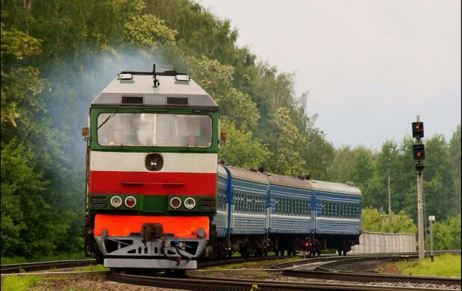 Фото: Поезд (like.sumy.ua)