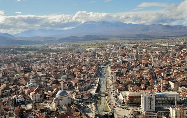 Фото: в результате землетрясения в Македонии пострадали десятки человек