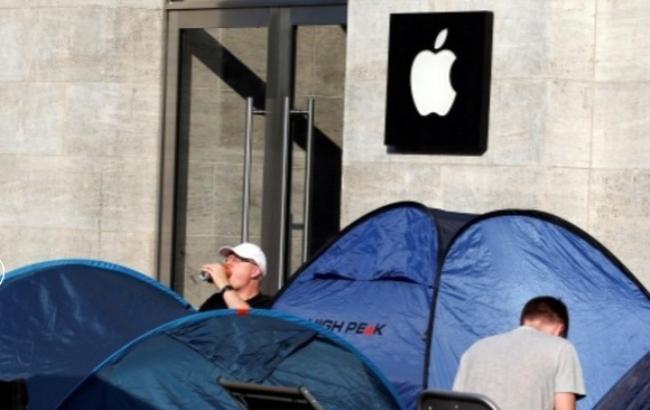 Фото: Палаточный лагерь (Reuters)