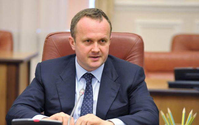 Фото: министр экологии Остап Семерак