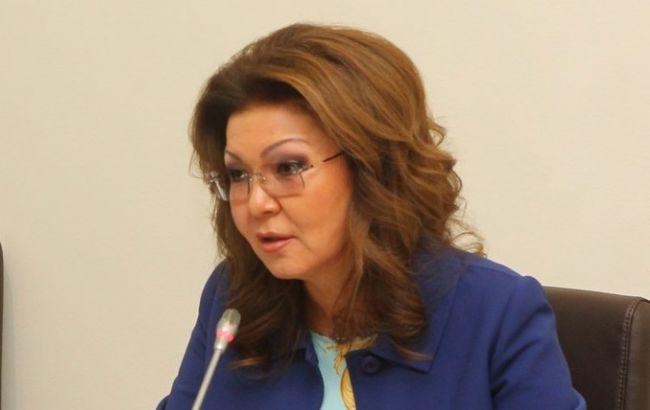 Фото: Даріга Назарбаєва