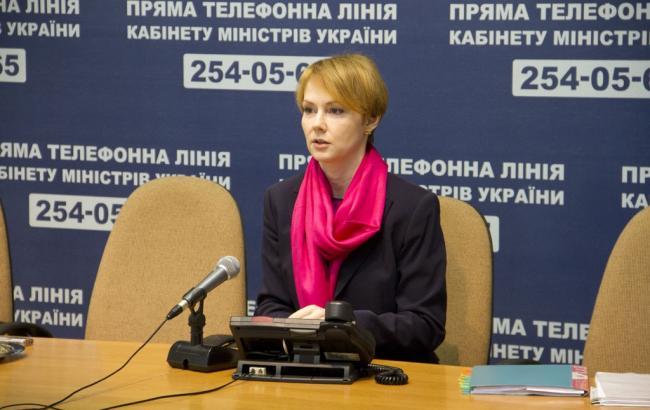 Фото: Елена Зеркаль рассказала, когда Совет ЕС рассмотрит отмену виз для Украины