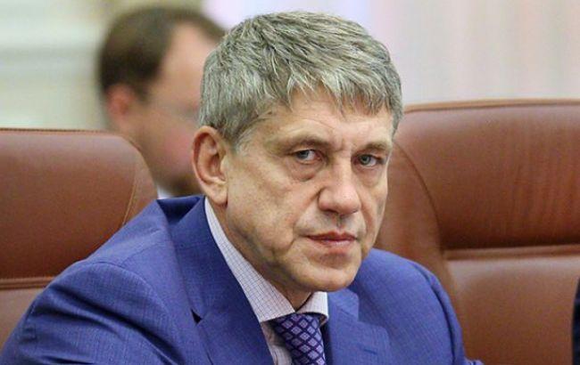 Фото: министр энергетики и угольной промышленности Игорь Насалик