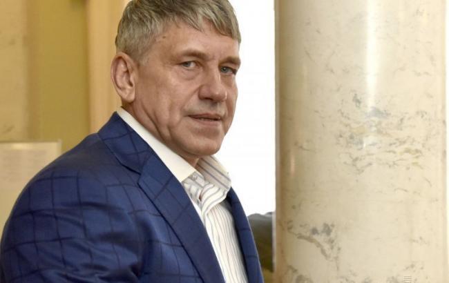 Фото: министр топлива и энергетики Игорь Насалик