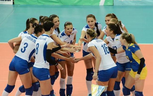 Фото: Сборная Украины по волейболу - женщины (facebook.com/fvu.in.ua)