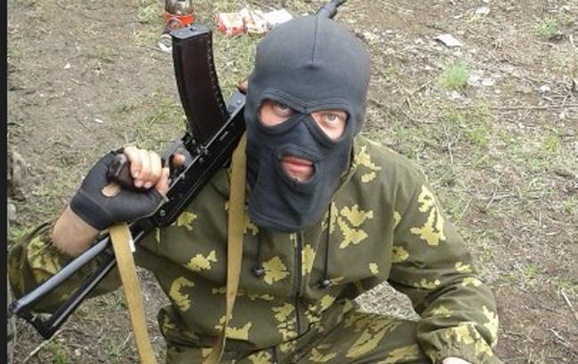 Фото: Российский наемник на Донбассе (informnapalm.org)