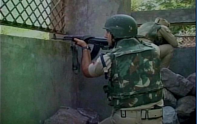 Фото: нападение в Индии