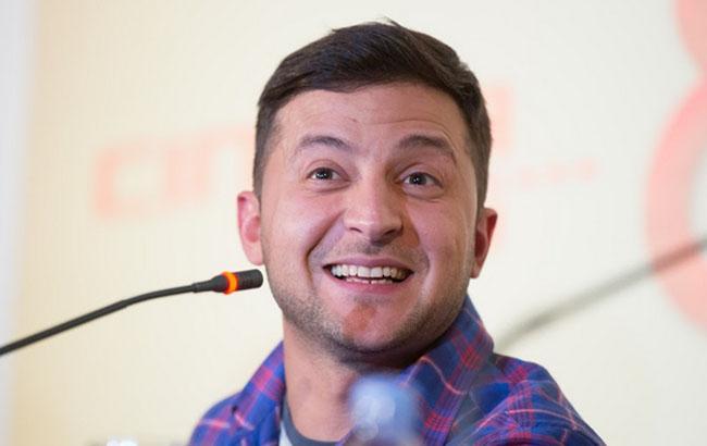 Фото: Владимир Зеленский (Инна Соколовская, РБК-Украина)