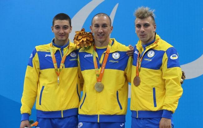 Фото: Медальный зачет Паралимпиады - сборная Украины (112.ua)