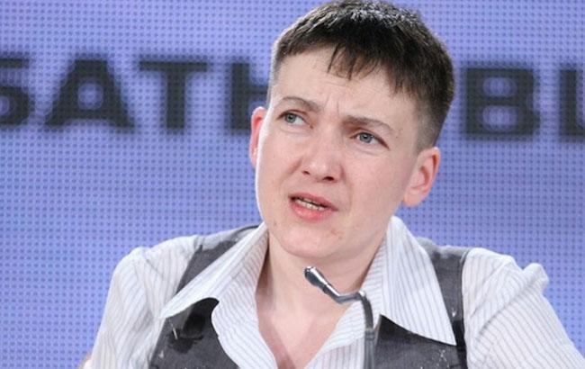 Фото: Надежда Савченко (Виталий Носач, РБК-Украина)