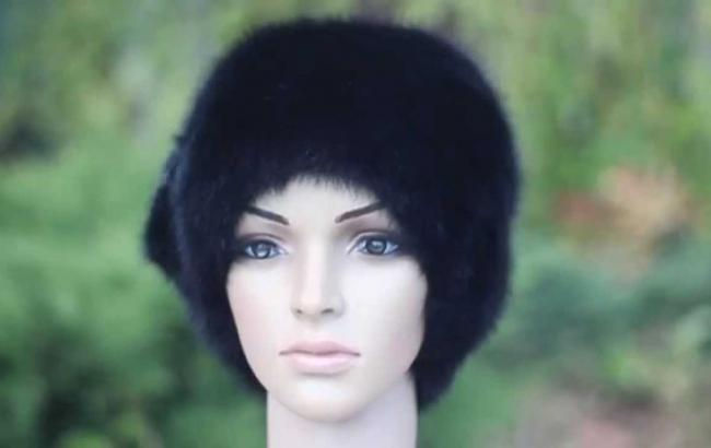 Фото: Женская шапка (youtube.com)