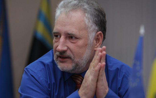 Фото: голова Донецької ВЦА Павло Жебрівський