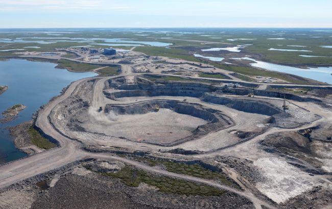 Фото: рудник Гахчо Куе (Gahcho Kue)