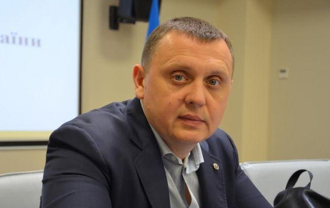 Фото: член ВРЮ Павло Гречківський