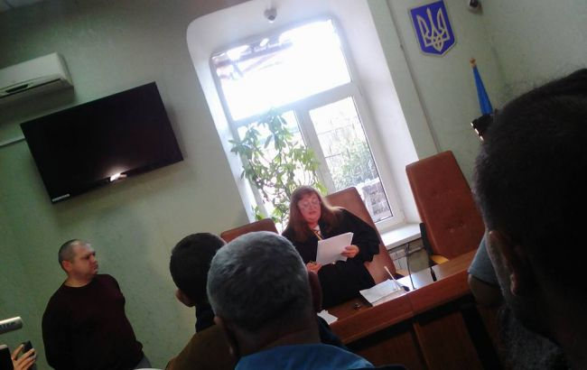Фото: решение Апелляционного суда Кропивницкого (фото: Елена Брынза)