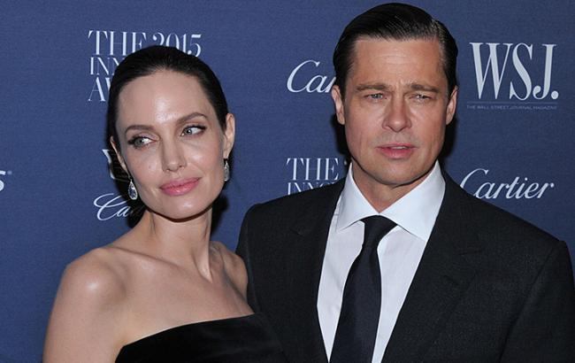 Фото: Джоли и Питт (kp.ru)