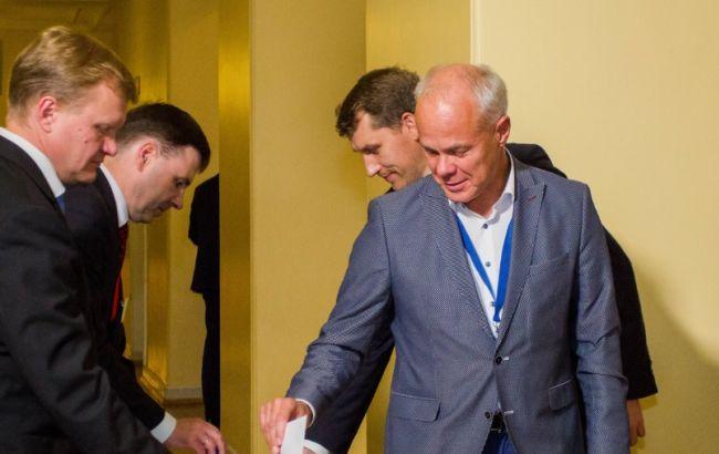 Фото: выборы президента Эстонии