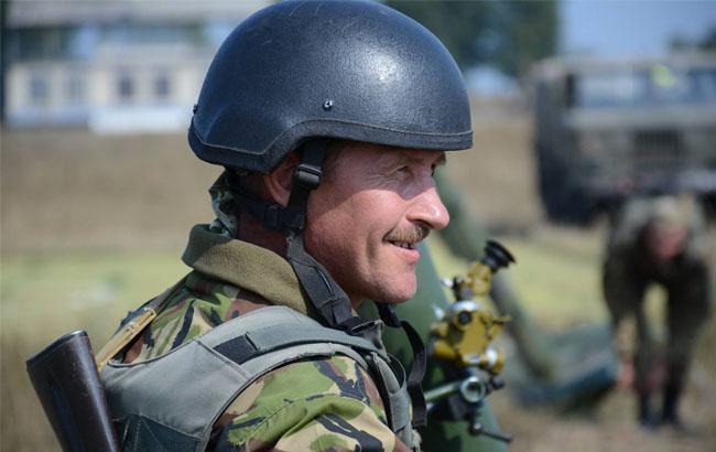 Фото: Солдат украинской армии (facebook.com)