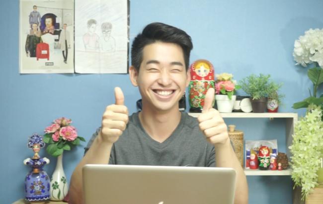 Фото: Корейцам понравилась Христина Соловий (youtube.com)
