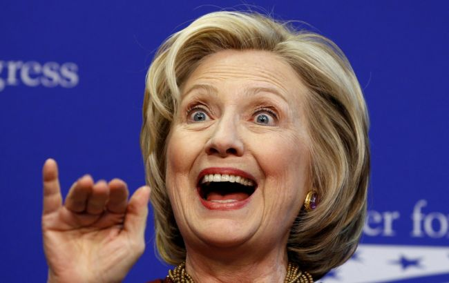 Фото: Хиллари Клинтон