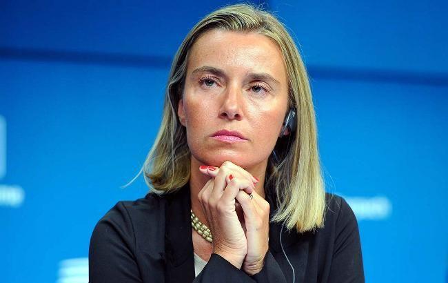 Могерини призвала мировое сообщество поддержать расследование катастрофы МН17