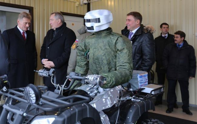 Фото: Роботи в Росії (nat-geo.ru)