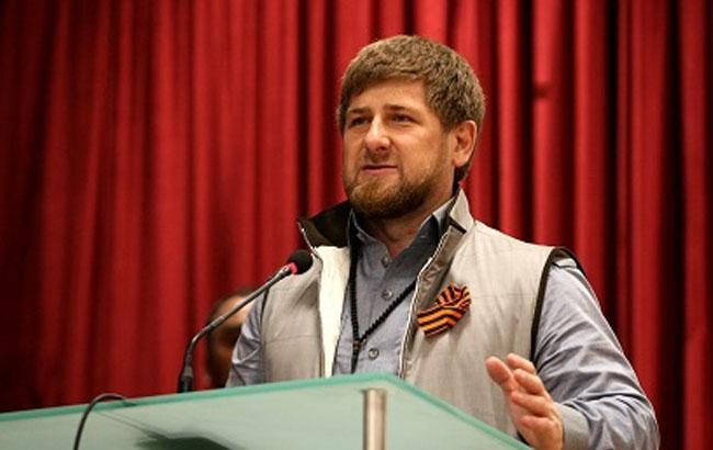 Фото: Рамзан Кадиров (lenta.ru)