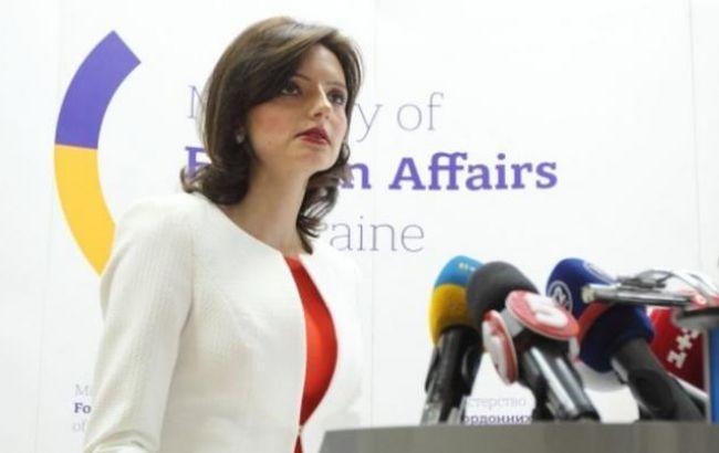 МИД: Кзадержанному в Российской Федерации Сгущенко непускают консула