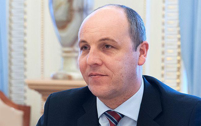 Фото: Андрій Парубій розповів, хто підтримує введення візового режиму з Росією