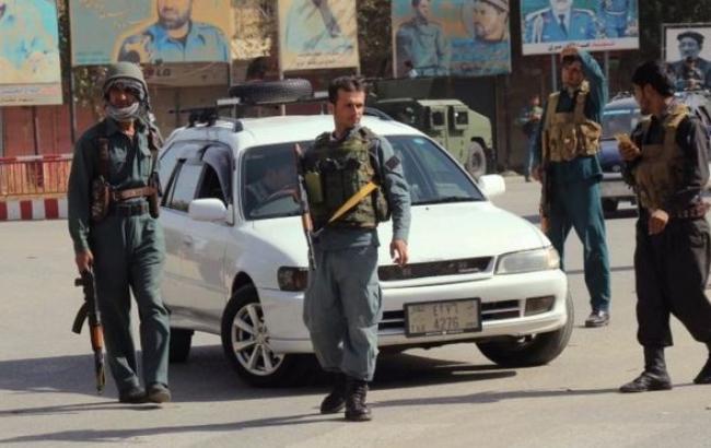 Фото: афганские правительственные силы взяли под контроль город Кундуз