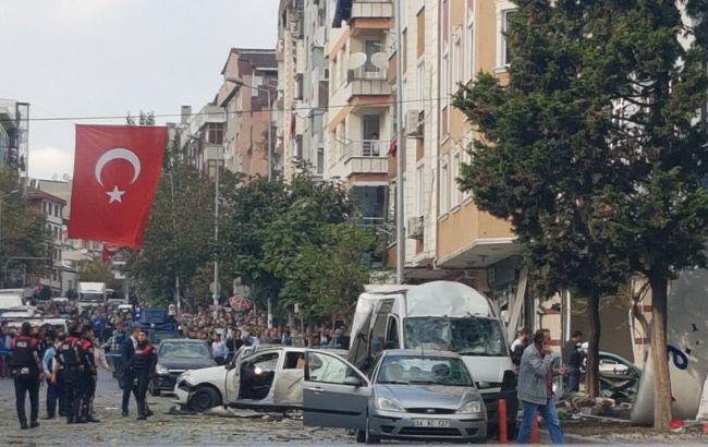 Фото: в Стамбуле прогремел взрыв
