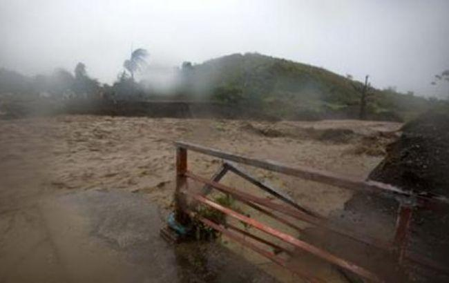 "Фото: ураган ""Метью"""