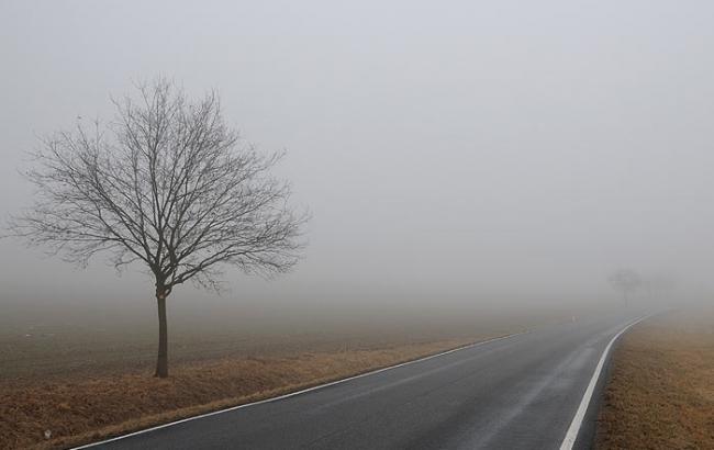 Фото: у Києві очікується туман