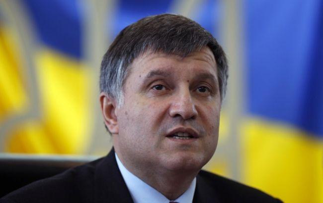 Украинские участковые получили зимнюю форму изЯпонии