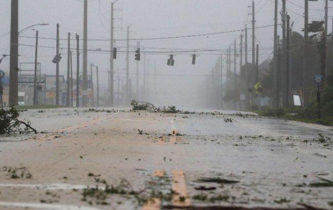 "Фото: ураган ""Мэтью"" наГаити"