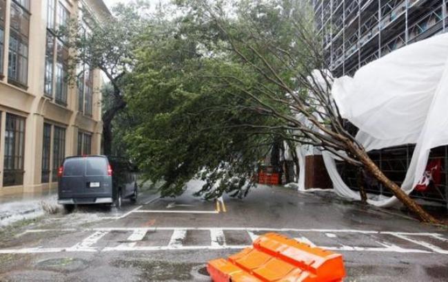 """Фото: ураган """"Метью"""" в США"""
