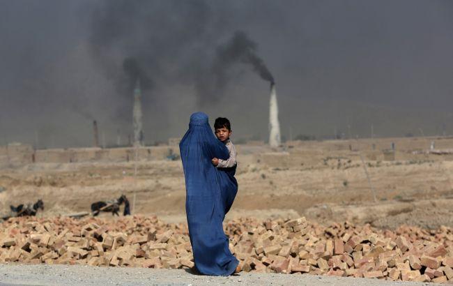 Фото: теракт в Афганістані