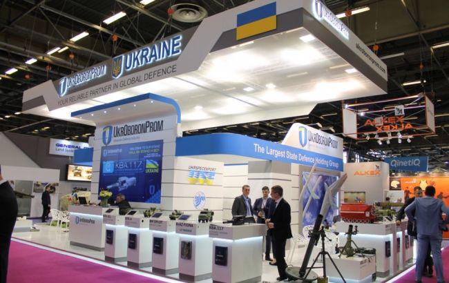 """Фото: """"Укроборонпром"""" представив новий український безпілотник"""