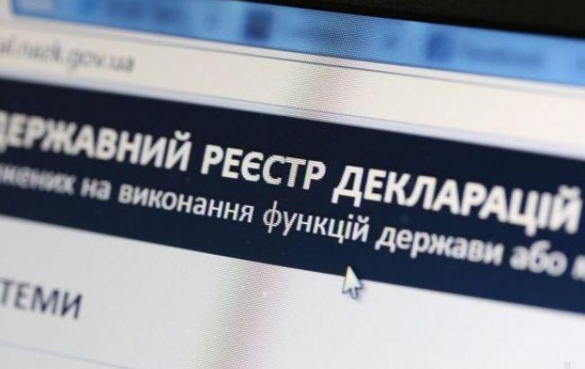 Занеделю додедлайна е-декларациии подали 43% чиновников