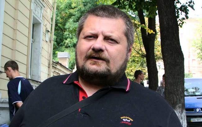 Оприлюднено відео затримання Мосійчука у ВРУ