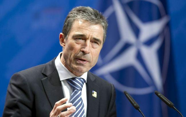 Экс-генсек НАТО призвал продлить антироссийские санкции еще нагод