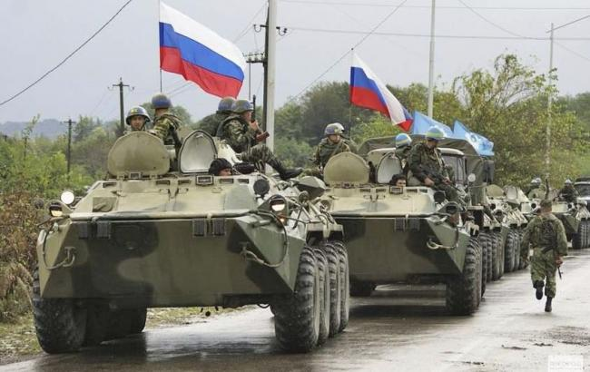 Фото: Российские военные (ZN.ua)