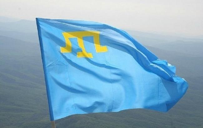 Фото: Флаг крымских татар (5.ua)