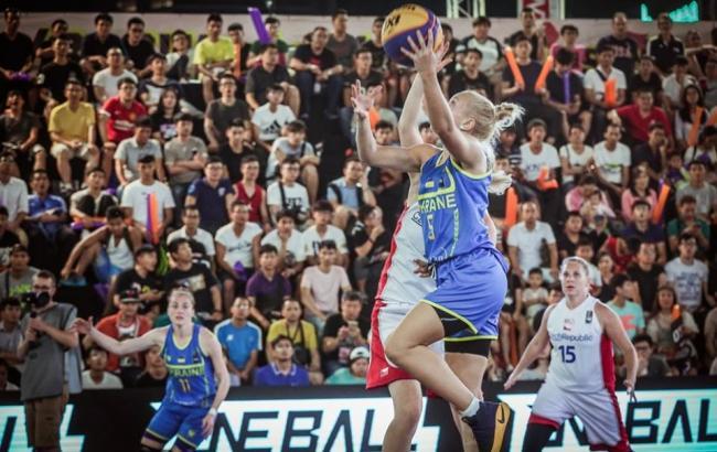 Фото: Українська жіноча збірна з баскетболу (Facebook)