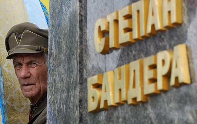 Фото: Памятник Степану Бандере (LiveJournal)
